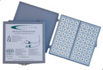 Ten Boxes of 256 Felt Electrode Pads for use with Earclip Electrodes