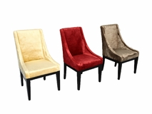 Luxury Velvet Dining Chairs