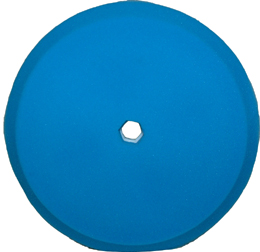 "Edge 8"" Blue DuraFoam Pad"