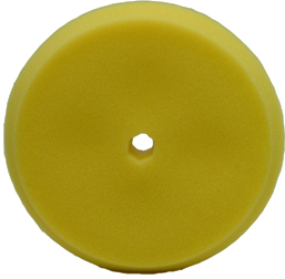 "Edge 8"" Yellow DuraFoam Pad"