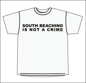 South Beaching Is Not A Crime